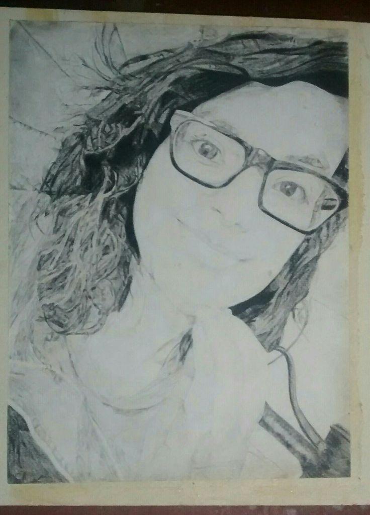 Dibujo por encargo hecho a lápiz