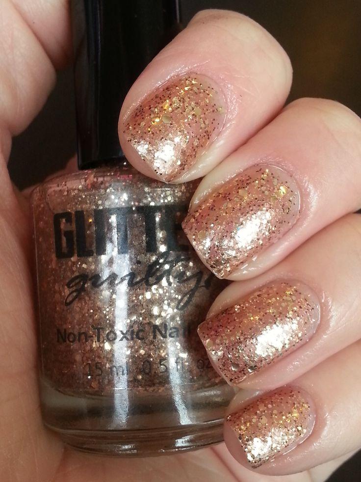31 best Glitter Polish images on Pinterest | Glitter nail polish ...