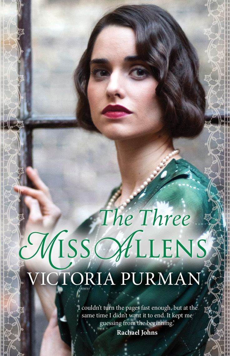 The Three Miss Allens by Victoria Purman; Harlequin MIRA