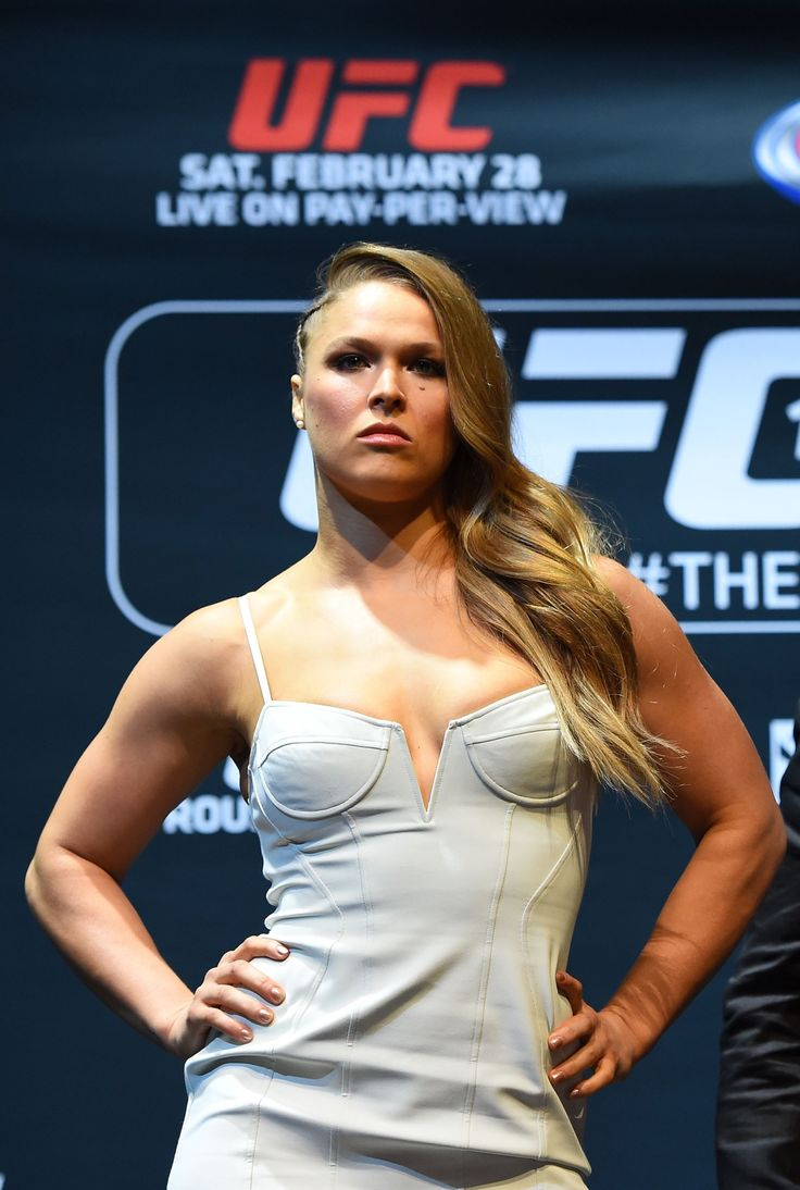 Ronda Rousey's Most Stylish Looks | Musicians, Metals and ...