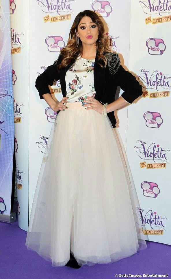 Tini Stoessel en Madrid #ViolettaEnConcierto #GraciasVioletta