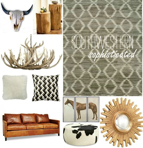 subtle rustic southwestern decor | Images for It All Started With Rugs - It All Started With Paint
