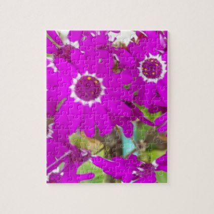 beautiful flowers in the sun jigsaw puzzle - home gifts ideas decor special unique custom individual customized individualized