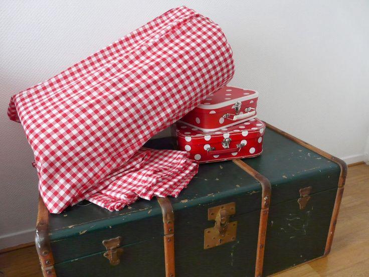 Le sac à matelas pour lit parapluie tante cath ... le blog !