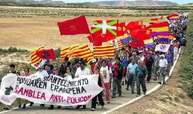 Defensa expropiará las Bardenas si el gobierno navarro amenaza la continuidad del campo de tiro