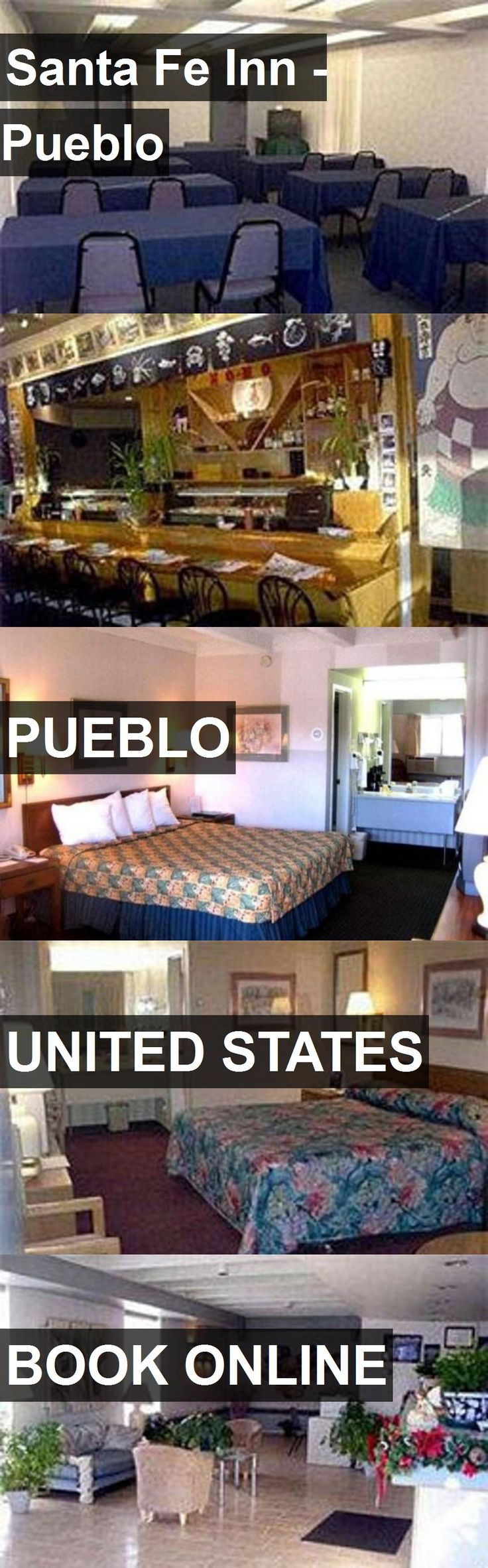 Hotel Santa Fe Inn - Pueblo in Pueblo, United States. For more information, photos, reviews and best prices please follow the link. #UnitedStates #Pueblo #travel #vacation #hotel