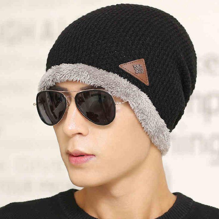 $5.45 (Buy here: https://alitems.com/g/1e8d114494ebda23ff8b16525dc3e8/?i=5&ulp=https%3A%2F%2Fwww.aliexpress.com%2Fitem%2FBeanies-Knit-Hat-Men-s-Winter-Hats-For-Men-2016-Brand-Bonnet-Skullies-Winter-Men-s%2F32756311732.html ) Skullies & Beanies Knit Winter Hats For Men 2016 Brand Bonnet Skullies Winter Men's Hat Caps Skull Outdoor Sports warm gorros for just $5.45