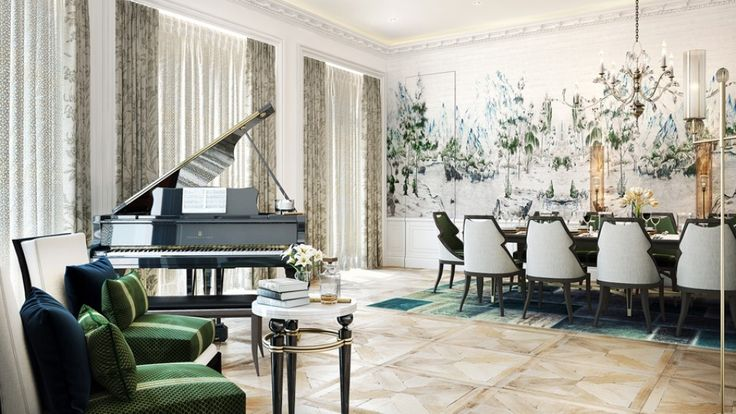 Knightsbridge Private Park Moscow - LINLEY