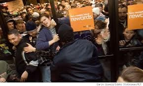 Walmart Black Friday 2012 Stampeding Horde Fights Over Cell Phones    This is the exact reason why I do not like to go do the Black Friday 2012 shopping, especially at Walmart.  http://www.empowernetwork.com/freedom2venture/blog/walmart-black-friday-2012-stampeding-horde-fights-over-cell-phones/?id=freedom2venture