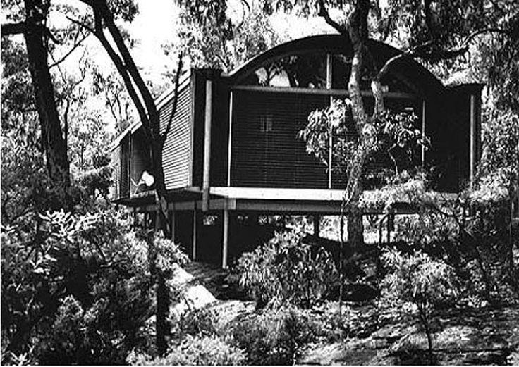 Ball-Eastaway House. Glenn Murcutt. 1980–1983. Glenorie, Sydney, Australia