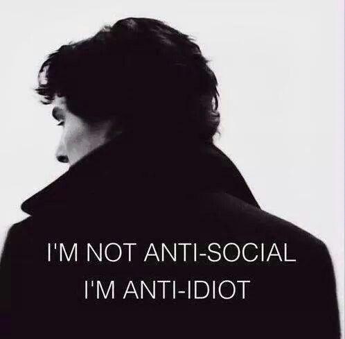 Hal Hal Yang Cuma Dingertiin Orang Antisosial