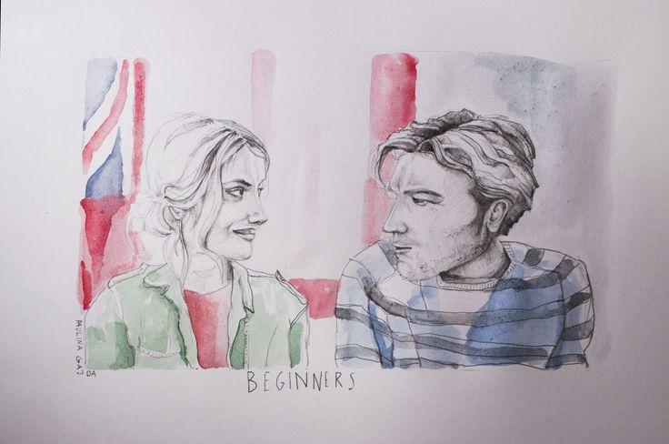 Beginners. Ewan McGregor & Melanie Laurent