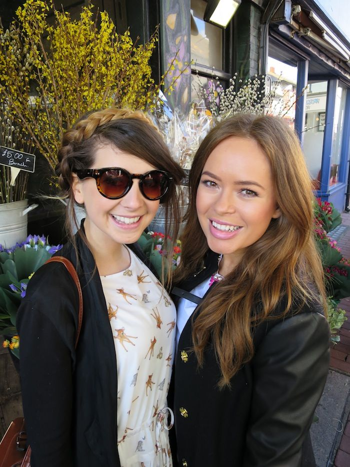 A Day In Brighton - Tanya Burr