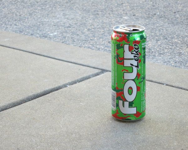 Farewell, Four Loko #fourloko #alcohol #maltbeverages