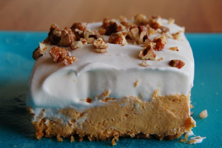 Grandma's Desserts: Pumpkin Cheesecake Bars: S'More Bar, S'Mores Bar, Fall Food, Bar Recipe, Pumpkin Dessert, Sweets Tooth, Pumpkin Pies, Grandma Desserts, Pumpkin Cheesecake Bars