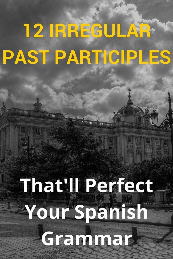 Spanish Present Perfect Indicative | SpanishDict
