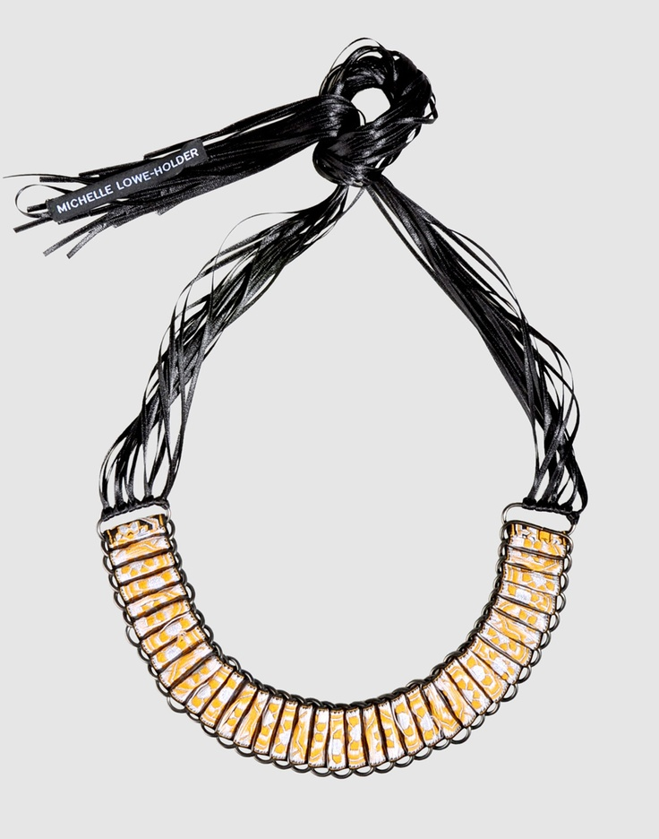 MICHELLE LOWE-HOLDER NECKLACE