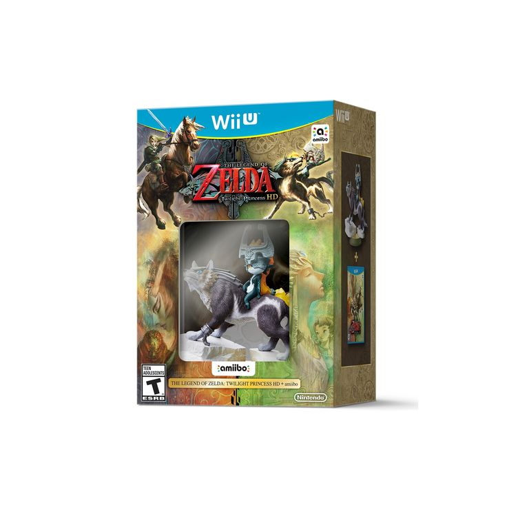 The Legend of Zelda: Twilight Princess HD Nintendo Wii U