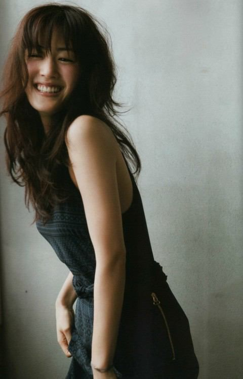 Haruka Ayase Beautiful Or Interesting People Ii