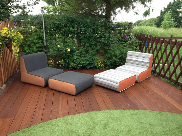 Foamtec Bespoke Garden Furniture