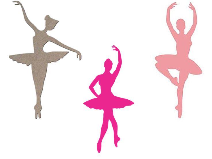 As 20 Melhores Ideias De Molde Bailarina No Pinterest