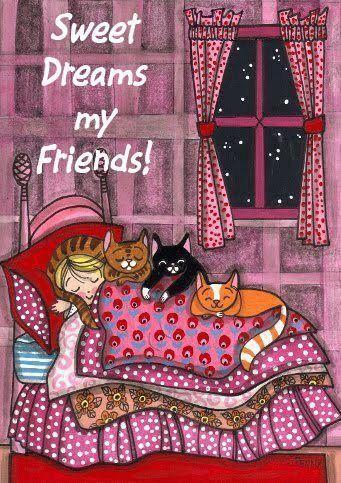 ❤️Sweet Dreams My Friend ✨