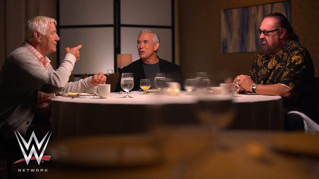 Ricky Steamboat, Pat Patterson & Hillbilly Jim recall their favorite And...