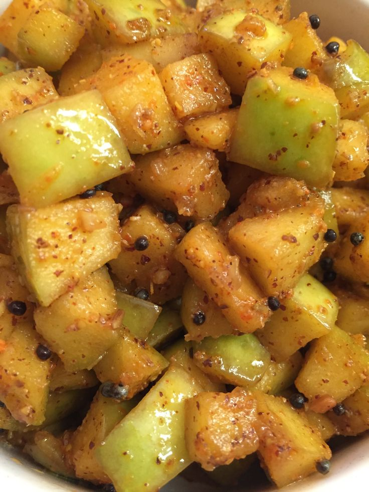 Pin by Indo Fusion on Indo Fusion | Pinterest | Spicy, Pickles and Apple