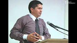 pregacoes pastor carlos vilar la palabra hablada - YouTube