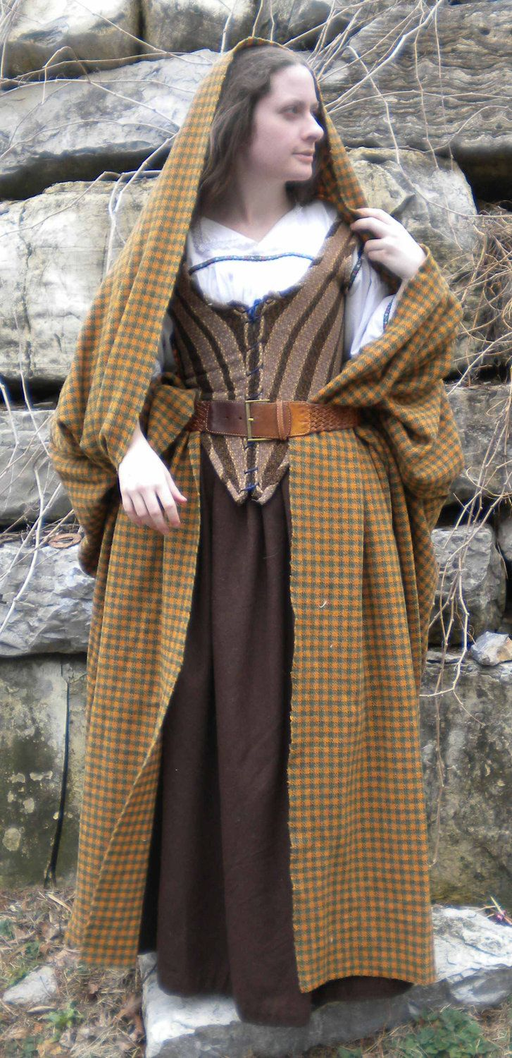 Gowns Pagan Wicca Witch:  Highland #gown.