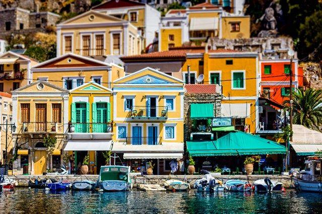 The best Greek islands to visit   Symi (Condé Nast Traveller)