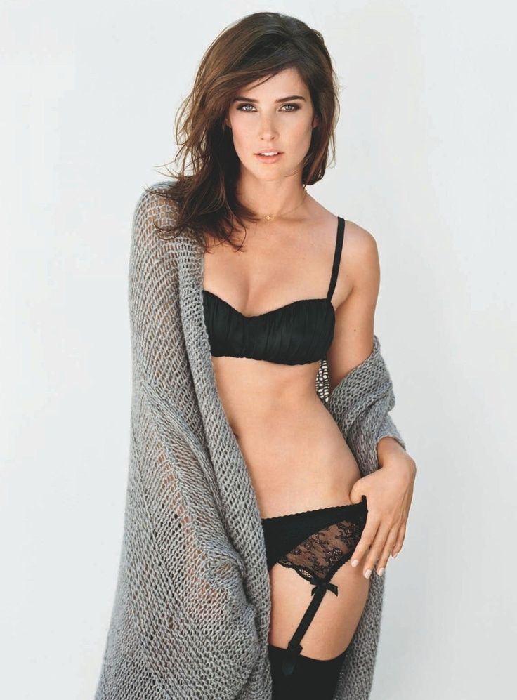 Cobie Smulders is super hot in this pic!