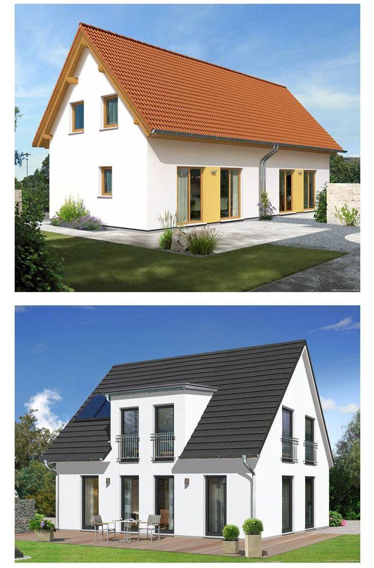 Doppelhäuser Garagenhaus ...