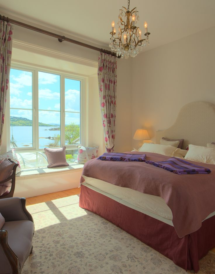 Your Connemara stay in Screebe House will offer stunning views, luxurious surroundings and a warm atmosphere. Located in Rosmuc, Connemara, Co. Galway.