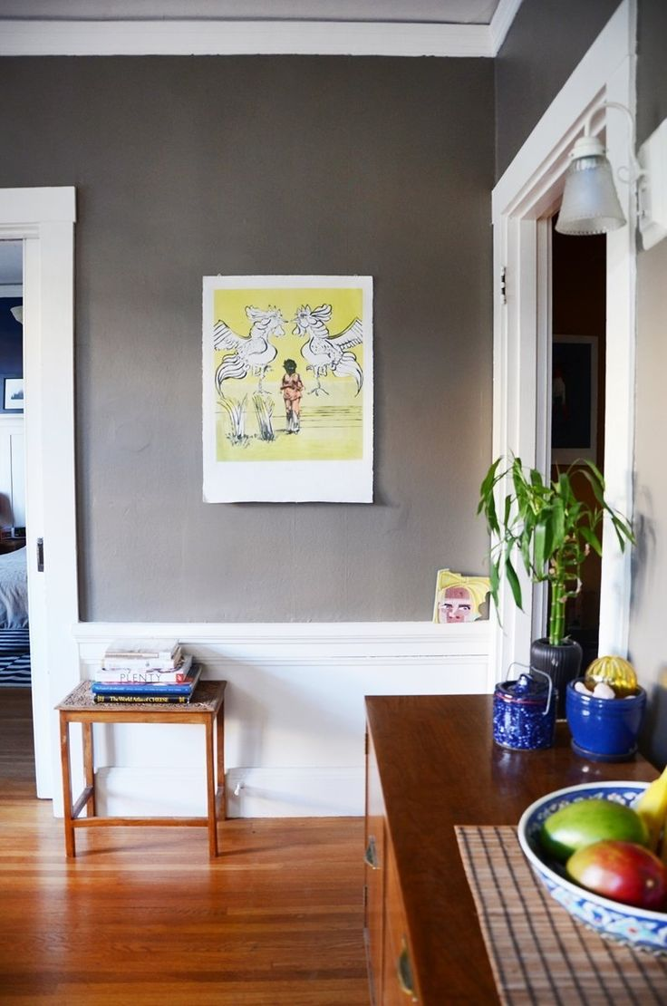 Kevin & Emily's East Bay Sanctuary (Sparrow by Benjamin Moore)
