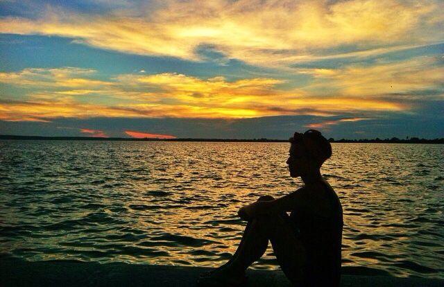 Cuba 2014, Cienfuegos sunset