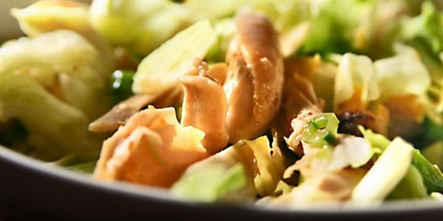 Rask kyllingsalat