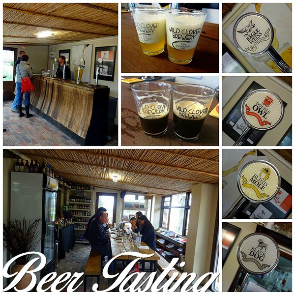 It's a beautiful day to come and try some quality hand crafted beer, the brewery is open 12h00 to 18h00. Big thanks @CTmylove for the great images