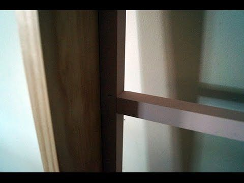 DIY acoustic panels – double frame design – YouTube