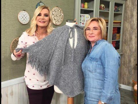 Derya Baykal Panço Modelleri - Nurgün Tezcan 26.10.2015 - YouTube