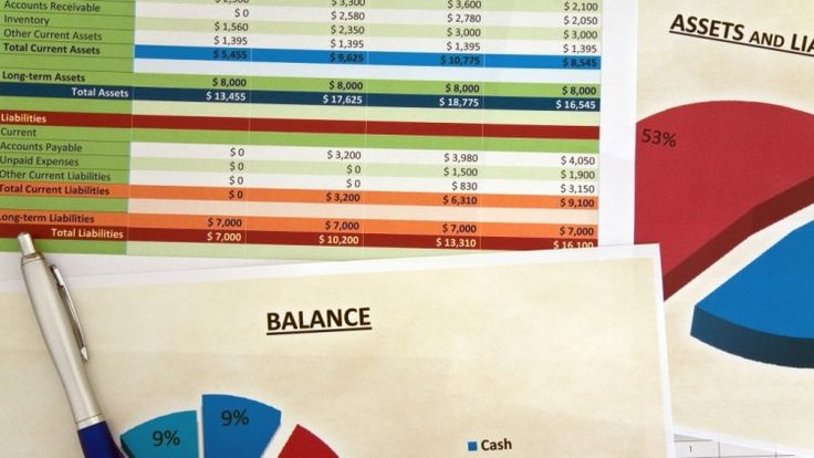 how to read a budget balance sheet