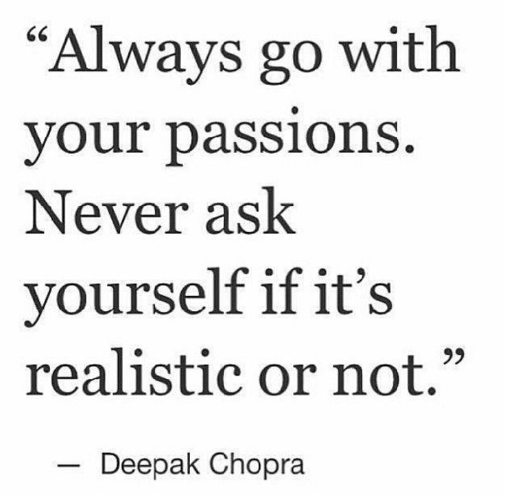 My passion is helping others. I need to help myself to do that and remain passionate. ❤️