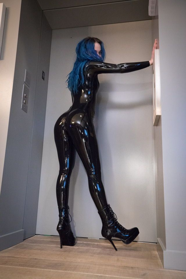 Stockings high heels pantyhose