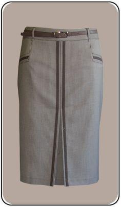 юбки женские классические