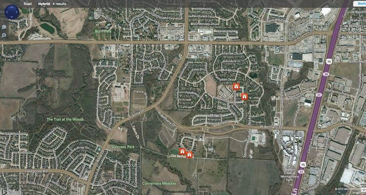 Great location, just minutes from #twincreeks golf club in Allen.