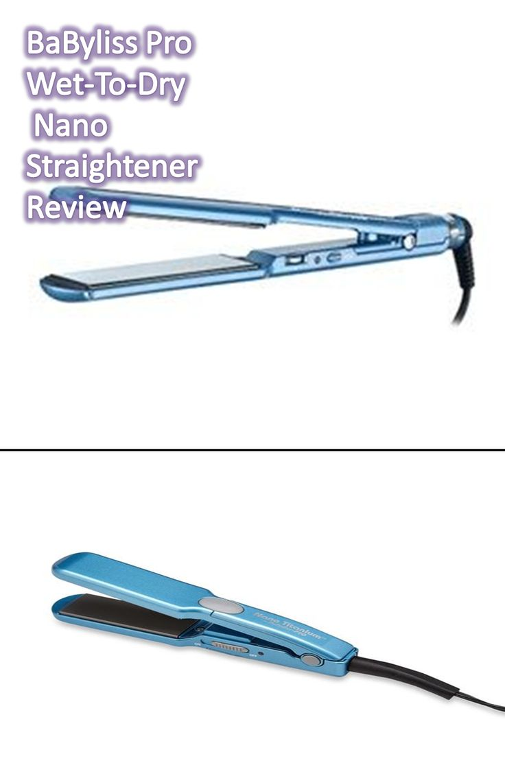 Diy hot hair tool storage remodelaholic com haircarestorage - Babyliss Pro Wet To Dry Nano Straightener Review