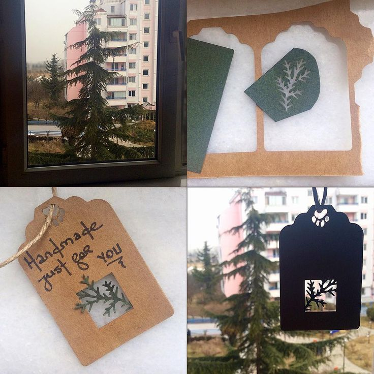 I love creating tags, labels, stamps, seals and so forth for packages. It's time to salute the tree I've been growing up with. For so long, she has been in front of my window, welcoming me to my room. I put her in a new paper window, so that she could inspire other people as well.