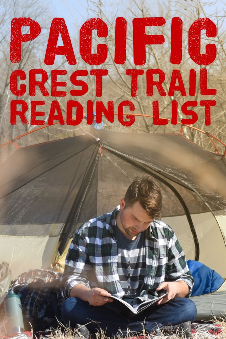 Must read book for thru-hiking the Pacific Crest Trail. #PCT #hiking #reading #bookclub #thruhiking #backpacking