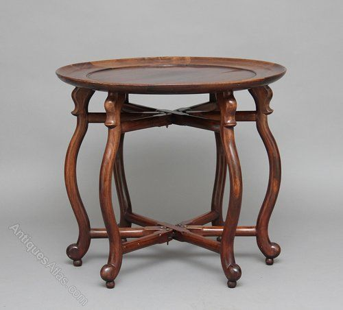 With asian occasional table more