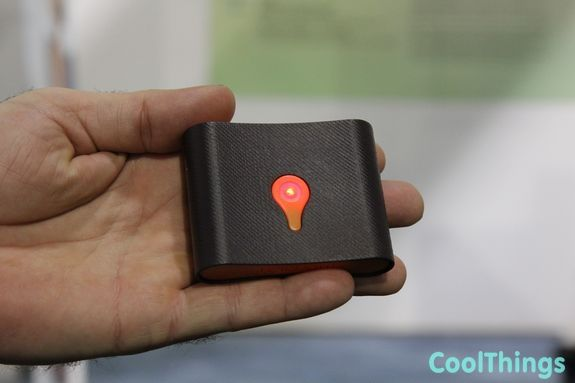 Instantly FIND LOST LUGGAGE!  The Trakdot Luggage Tracker is a  simple, affordable way to monitor the location of your luggage as soon as it joins the rest of the checked-in baggage at the airport?  A small palm-sized device, it can be crammed to fit into your luggage. Once inside, you can track the location of your bag directly from a smartphone, so you know exactly where it is in case the airline messes up and loses your case among the pile.